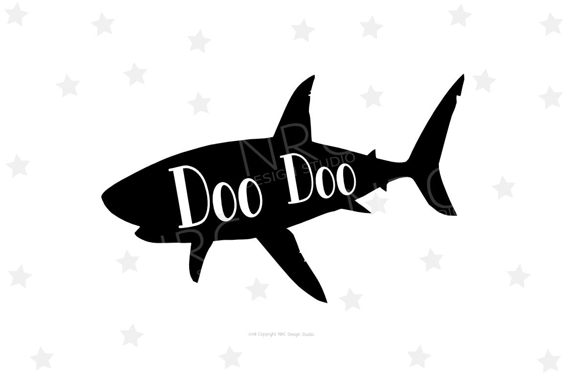 Shark SVG File, Animal example image 1