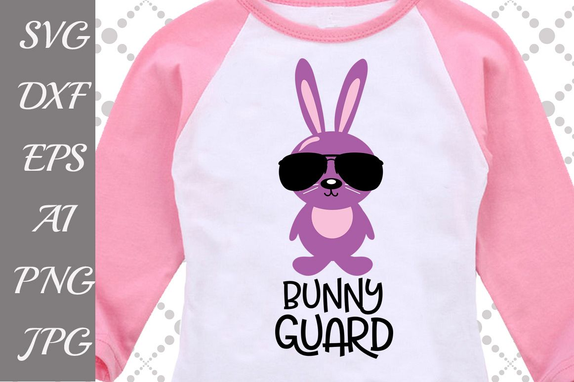 Bunny Guard Svg example image 1
