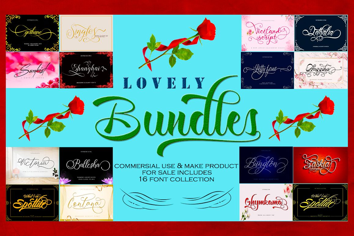 lLOVELY Bundles example image 1