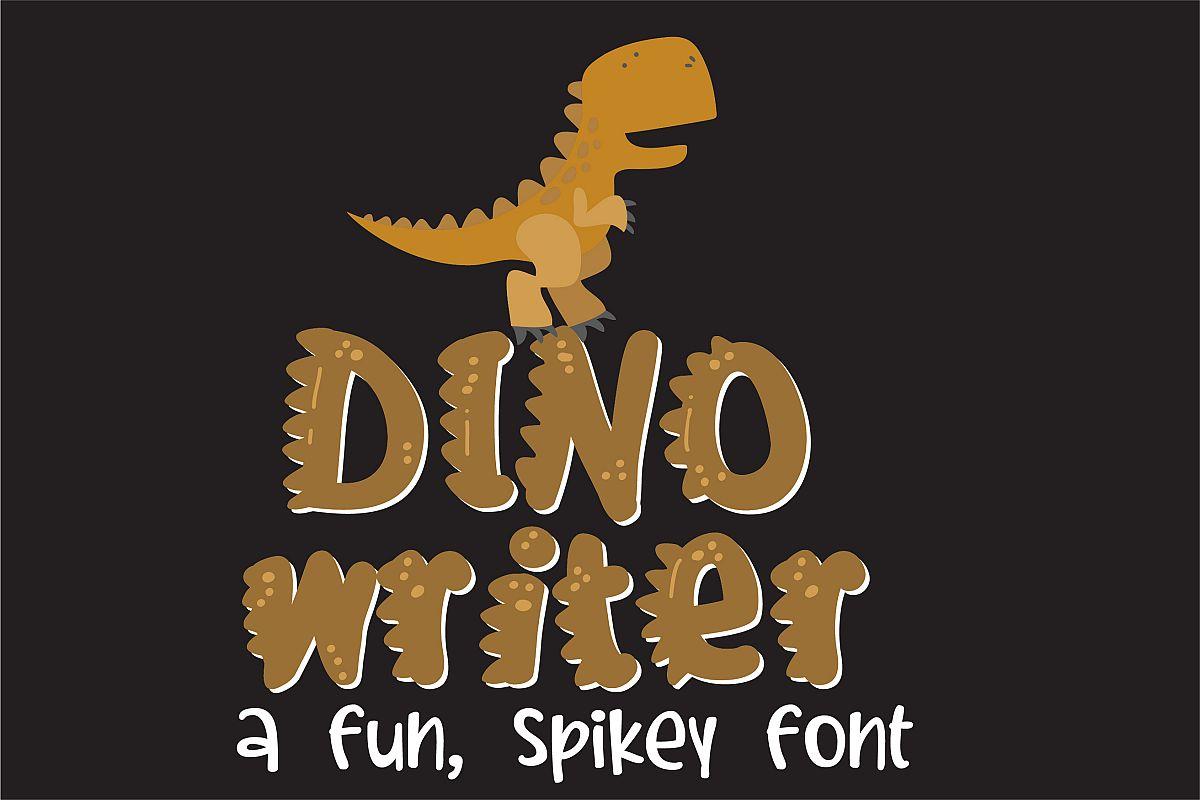 PN Dino Writer example image 1