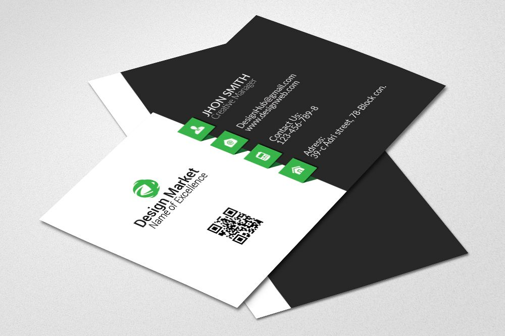 Professional Business Cards example image 1