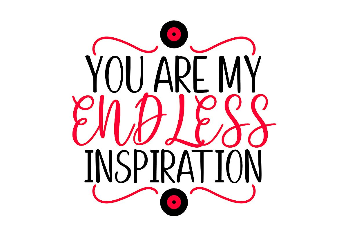 You Are My Endless Inspiration example image 1