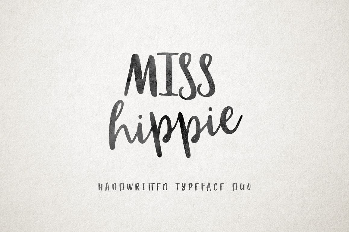 Miss Hippie DUO example image 1