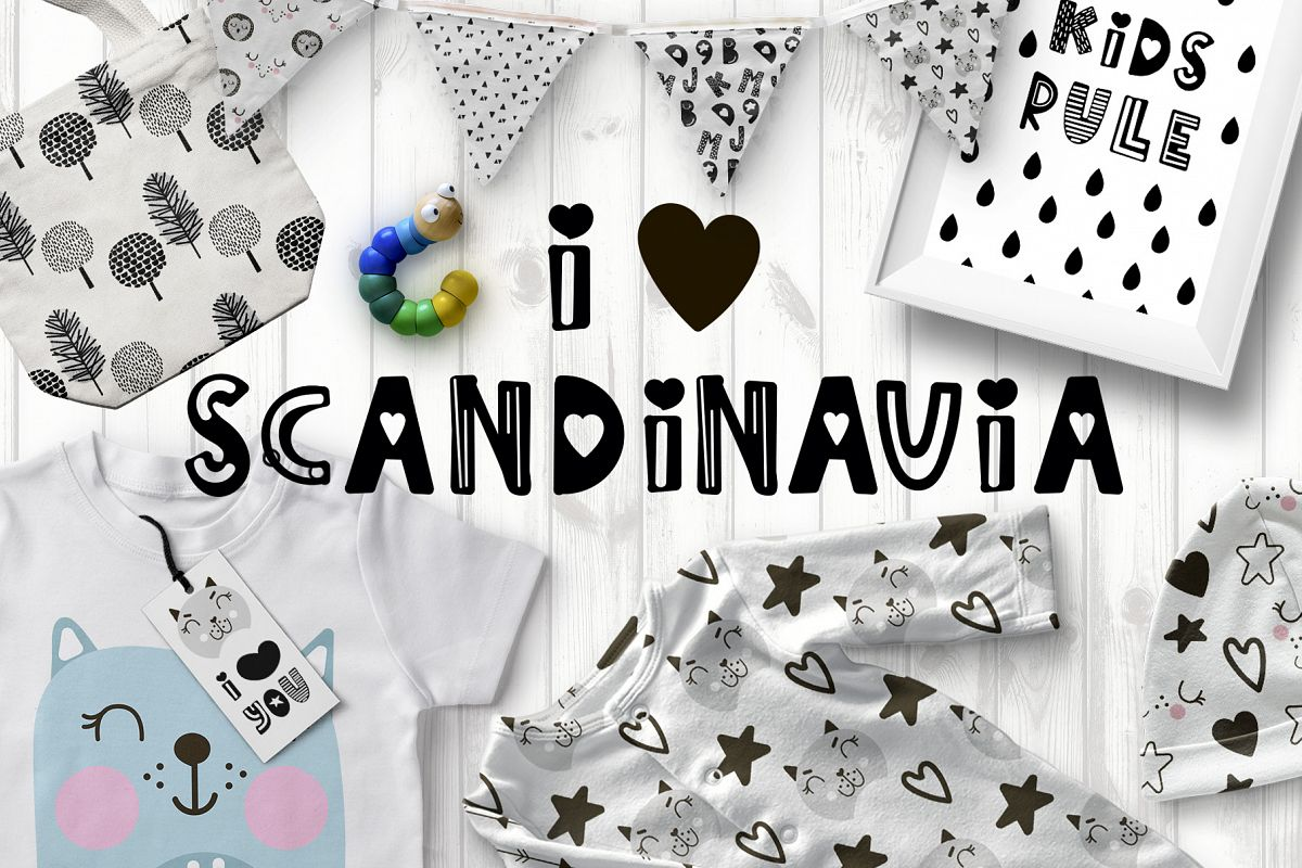 I love Scandinavia example image 1