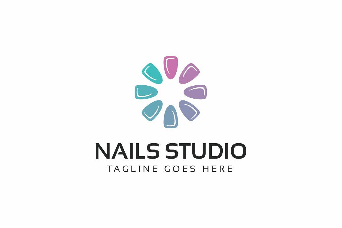 Nails Studio Logo example image 1