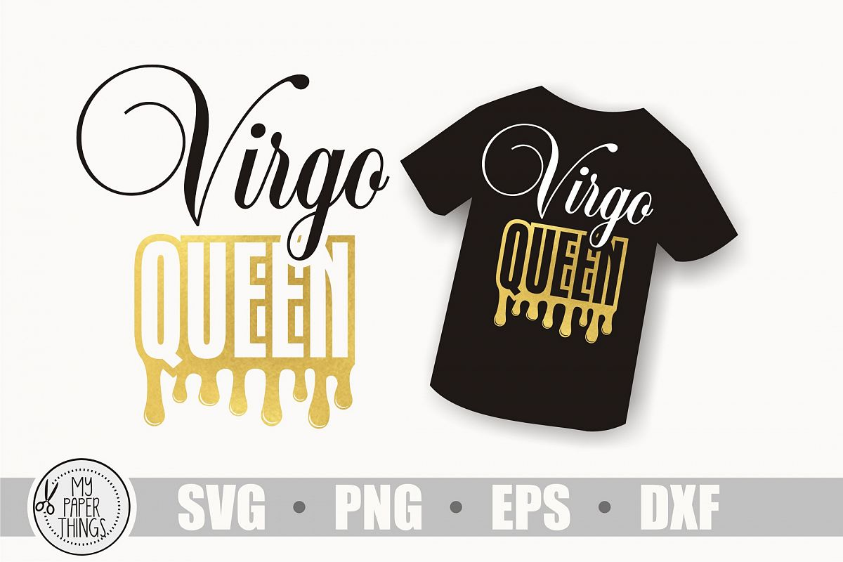 Virgo svg, August, September birthday svg, Zodiac sign svg example image 1