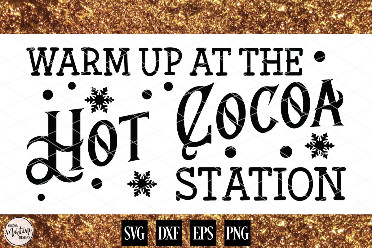 Warm Up at the Hot Cocoa Station example image 1