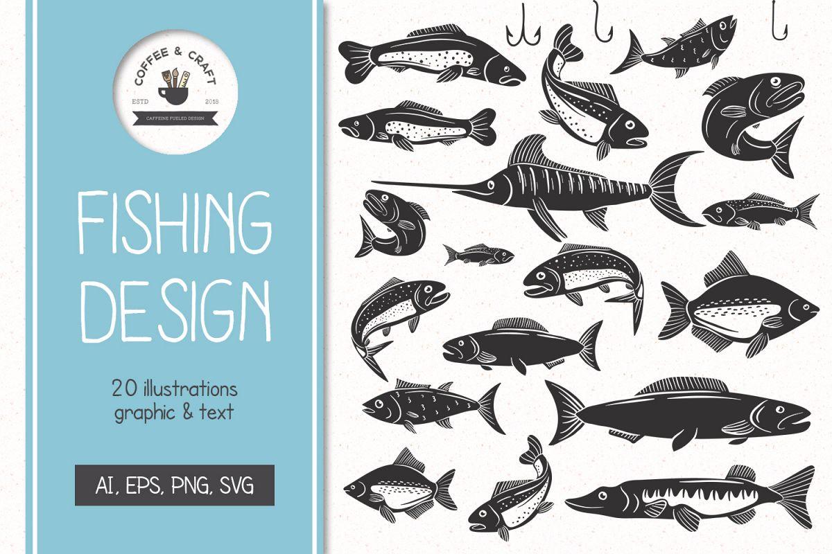 Fishing Design example image 1