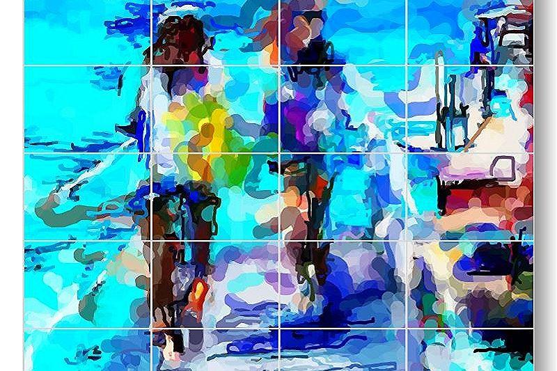 Big Vector Art Poster ( Self Print ) example image 1