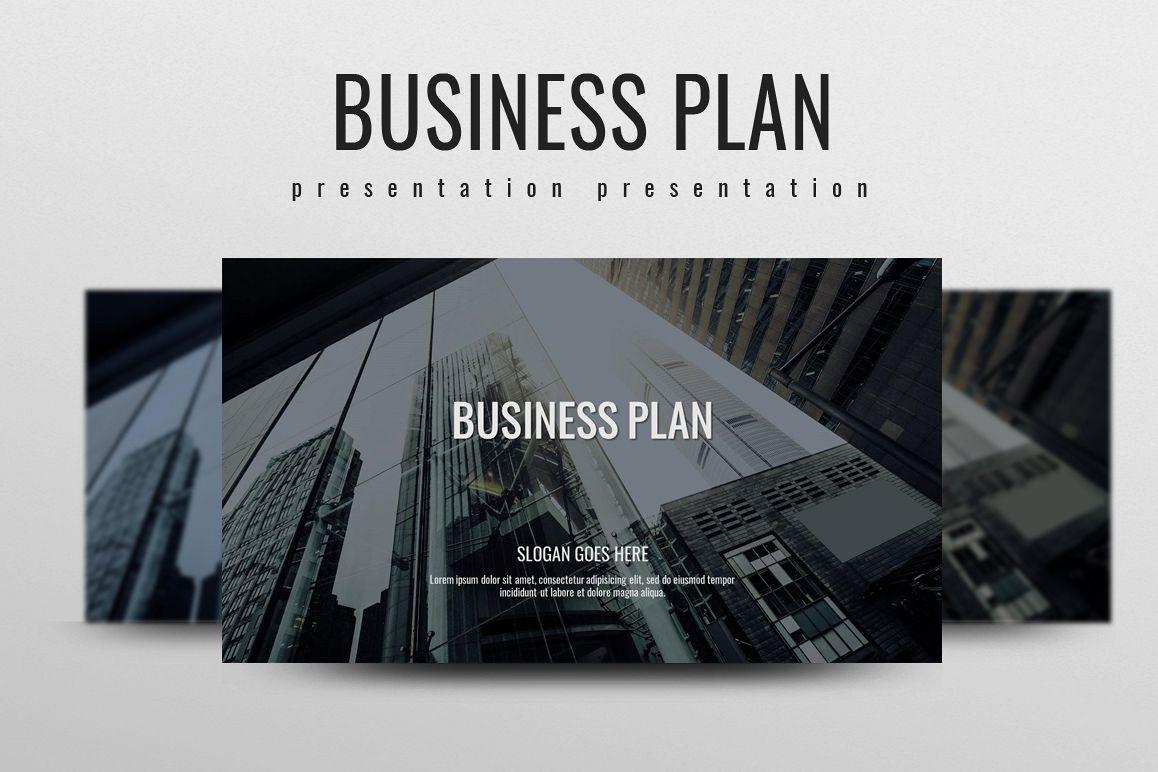 Business Plan Presentation example image 1
