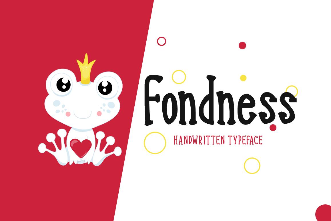 Fondness example image 1