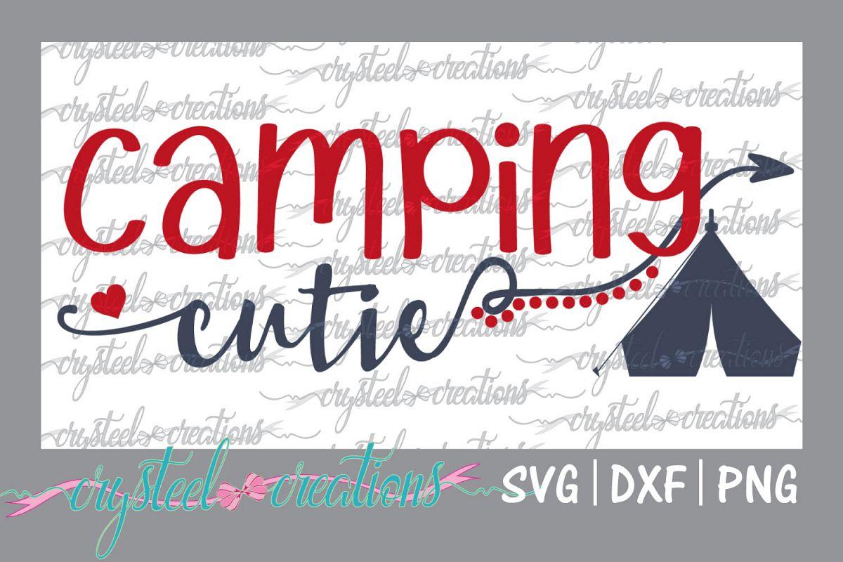 Camping cuties 1