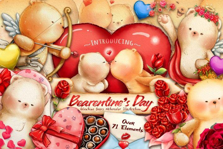 Bearentine's Day example image 1