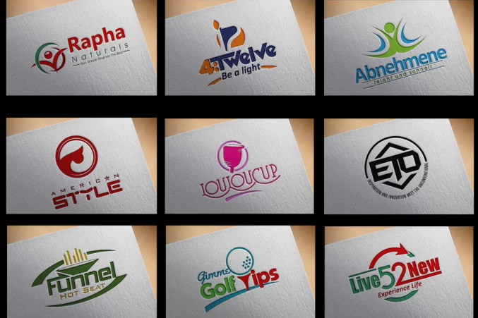 Professional Brand Logo example image 1