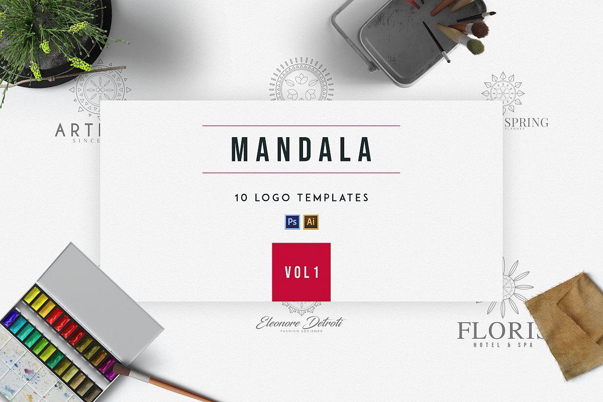 Mandala | vol.1 example image 1