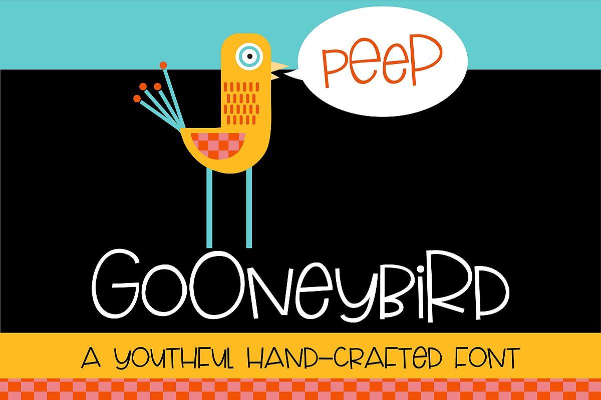 PN Gooneybird example image 1