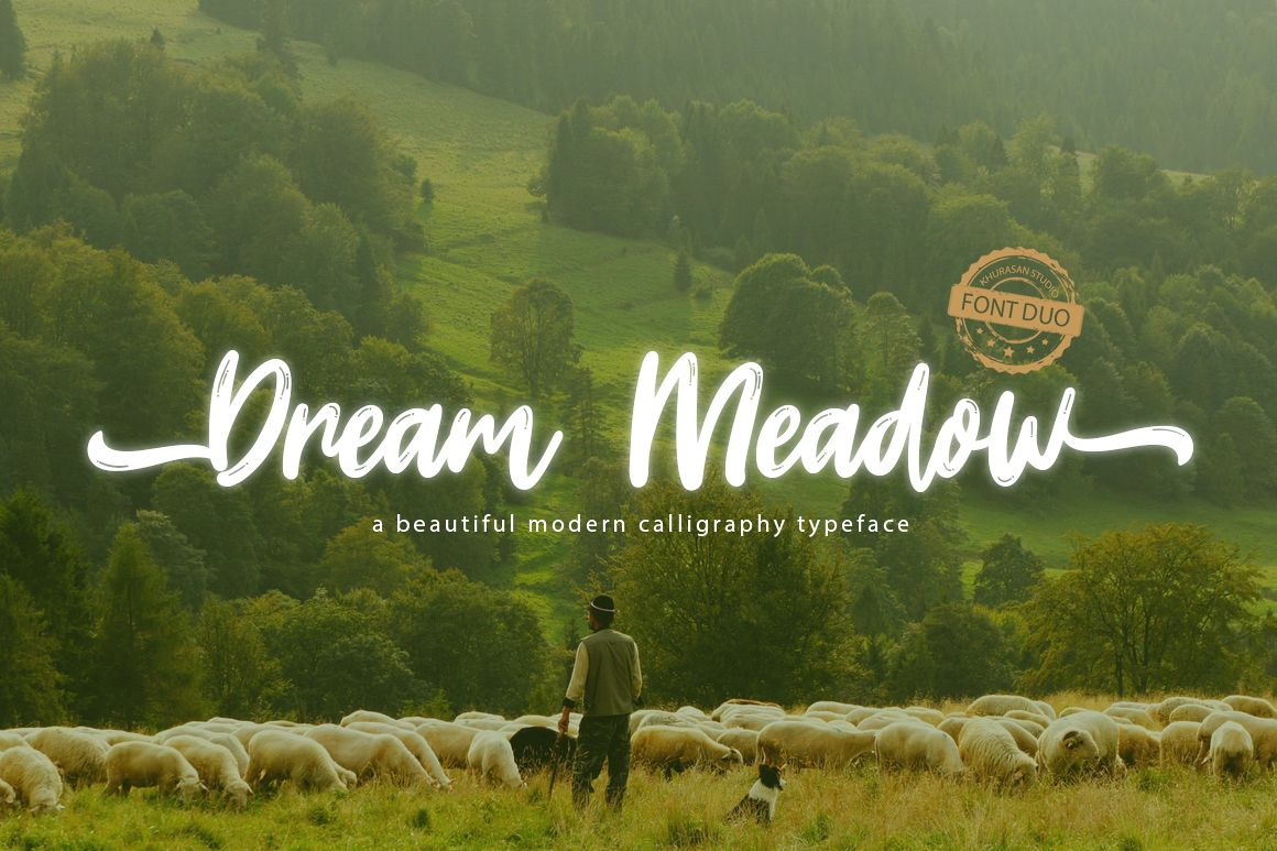 Dream Meadow example image 1