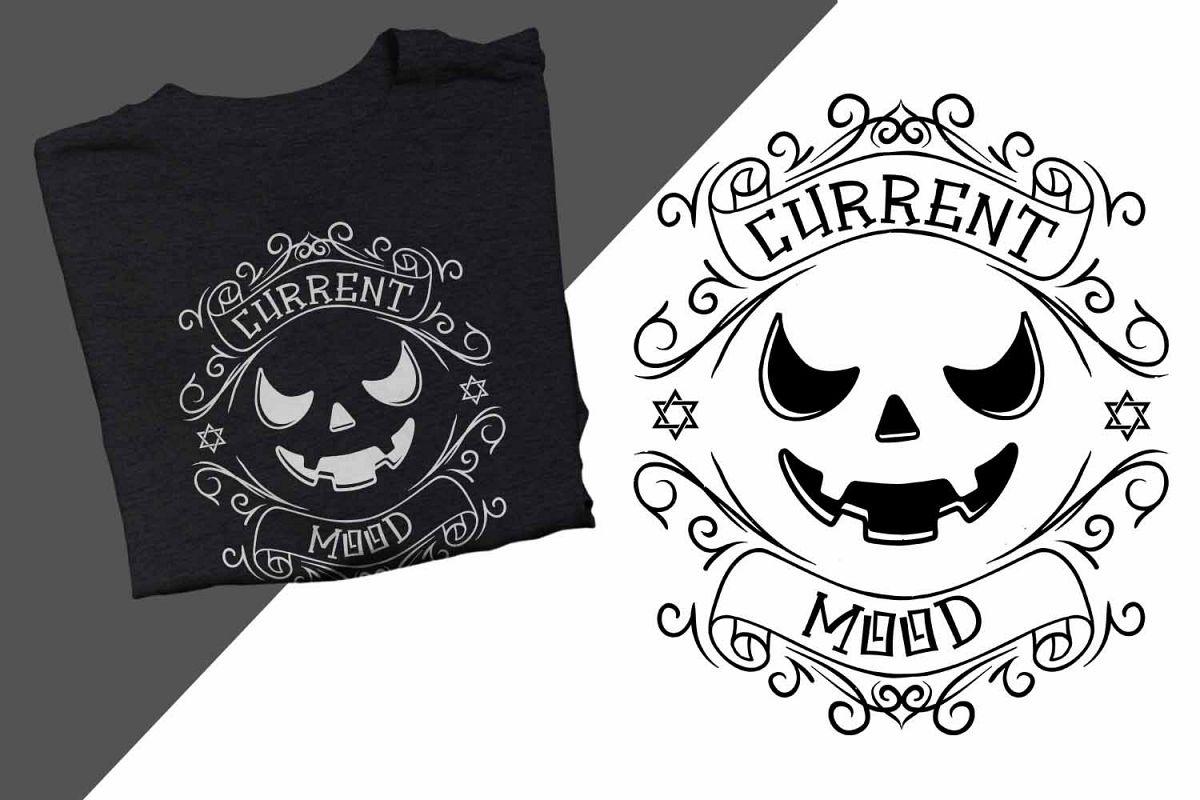 Current Mood Halloween Printable example image 1