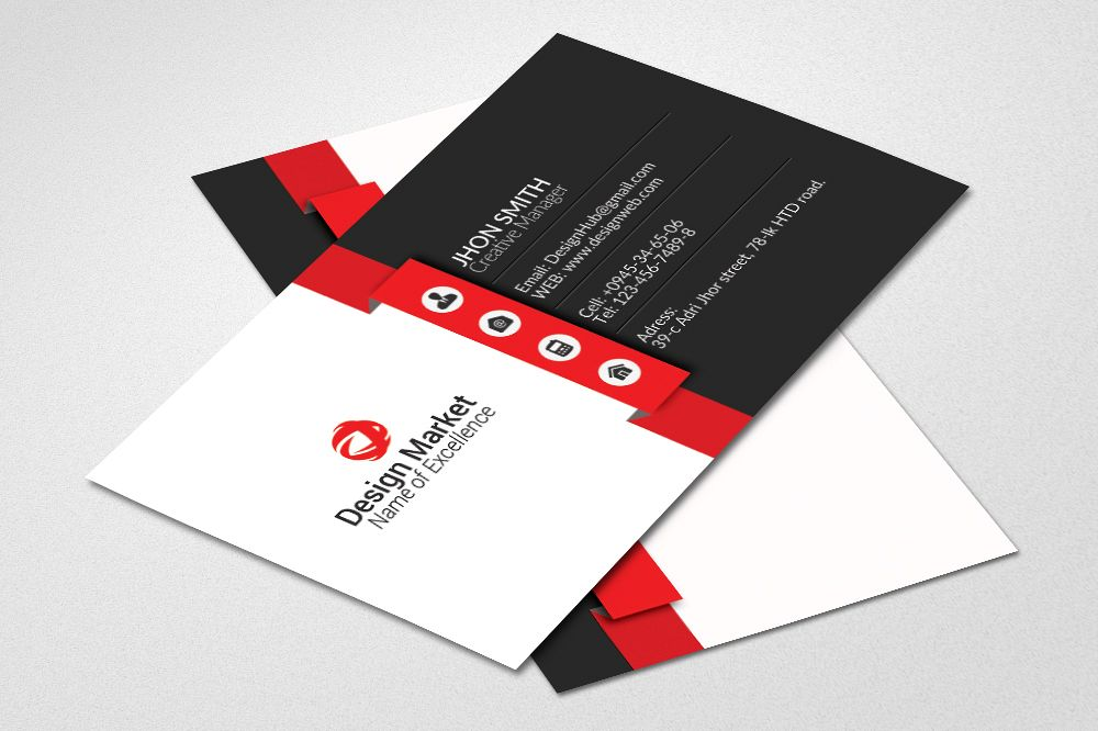 High Quality Business Cards 60203