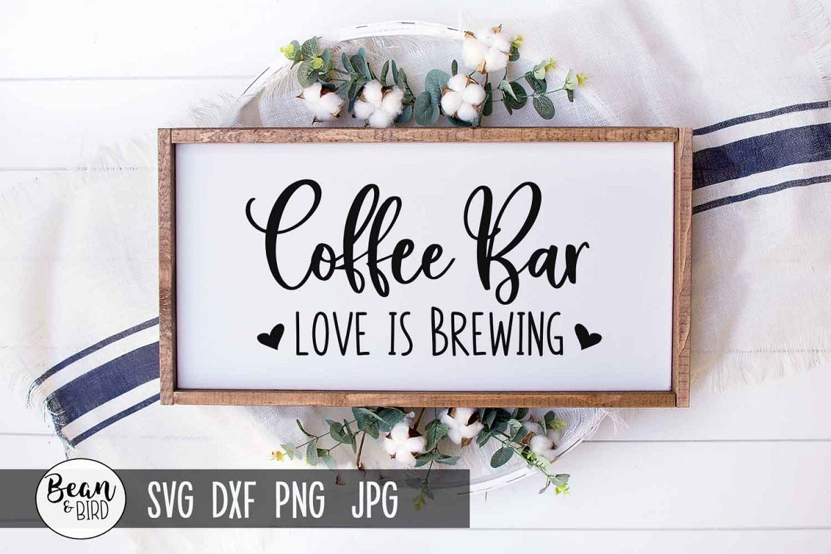 Coffee Bar Love is Brewing example image 1