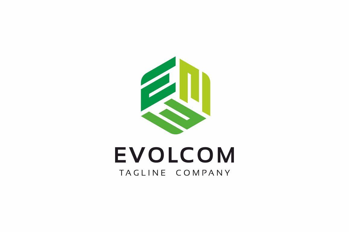 Evolcom Logo example image 1