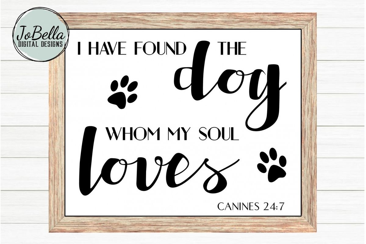 I Have Found The Dog SVG, Sublimation PNG & Printable example image 1