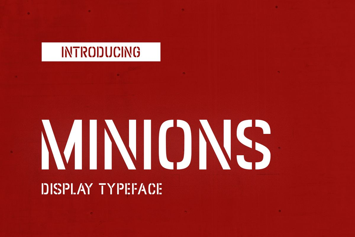 Minions example image 1