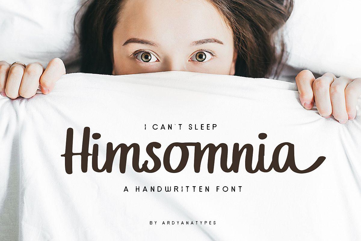 Himsomnia example image 1