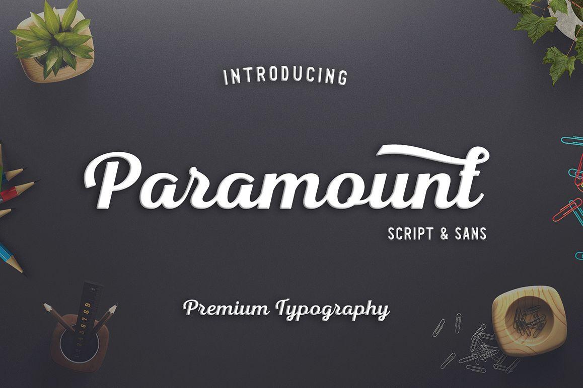 Paramount example image 1