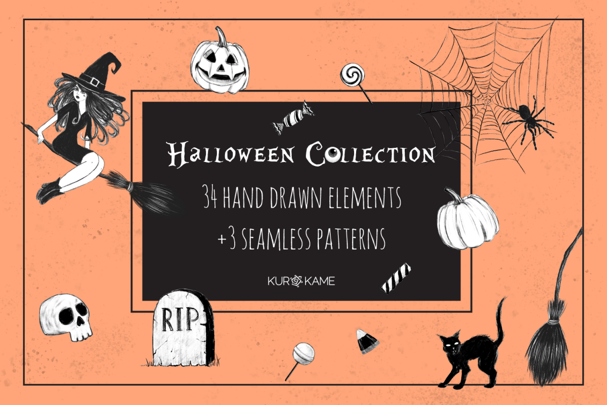 Halloween Collection png example image 1