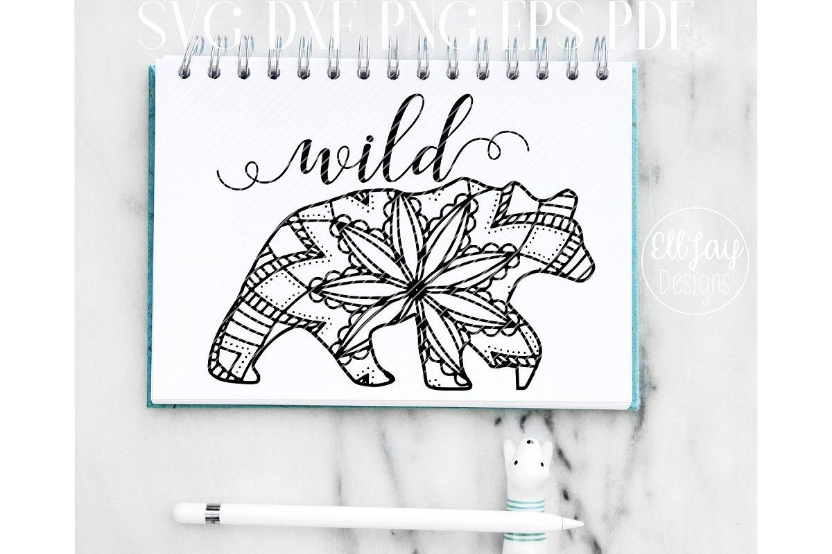 Wild Bear example image 1