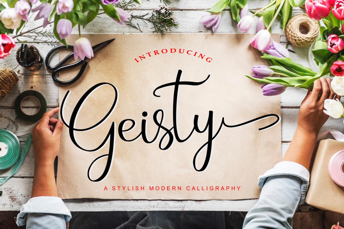 Geisty example image 1