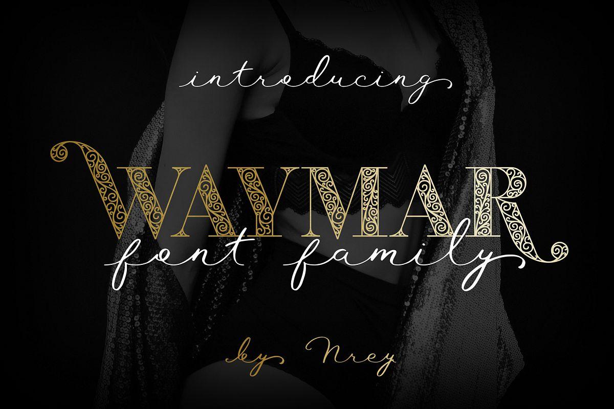 Waymar family example image 1