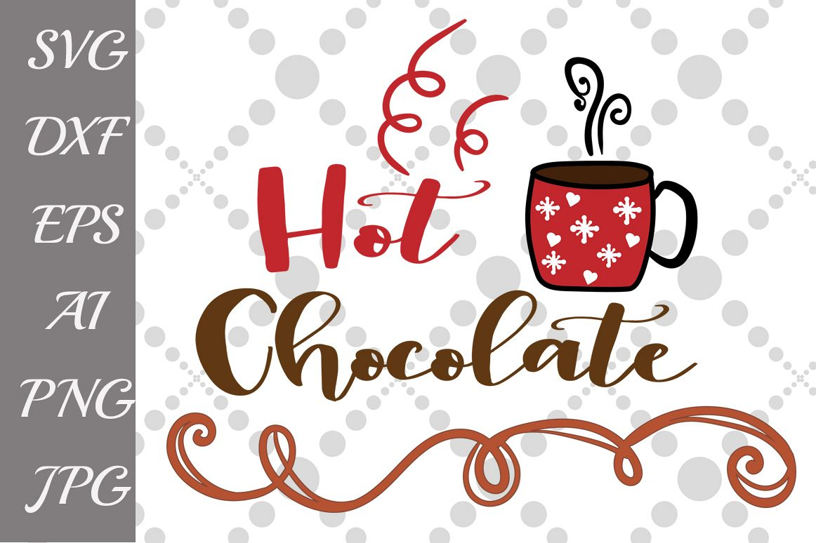 Hot Chocolate SVG example image 1
