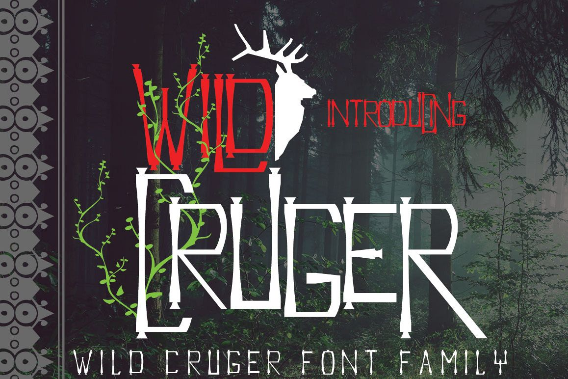 Wild Cruger example image 1