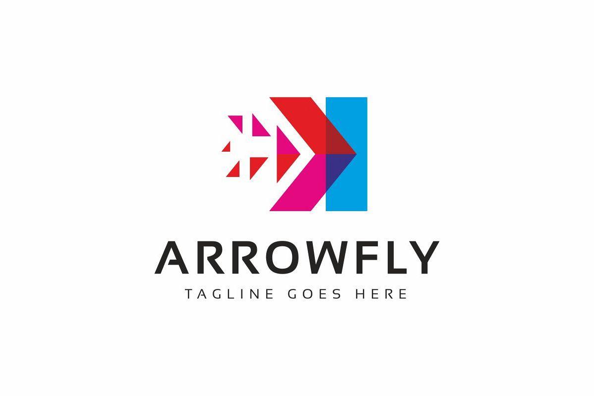 Arrow Fly Logo example image 1