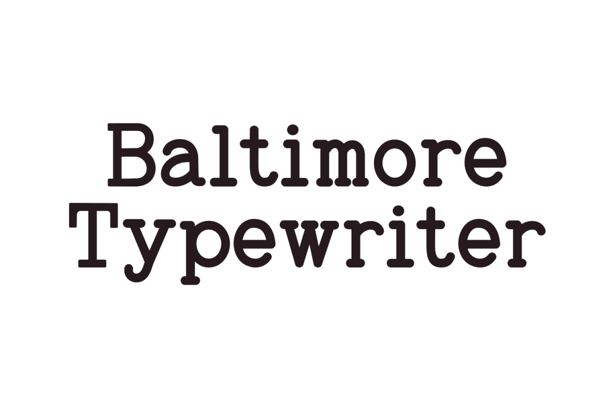 Baltimore Typewriter - SUPER PACK PROMOTION !  example image 1