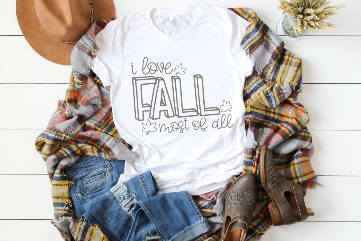 Fall - Halloween - Autumn - Pumpkin Love SVG example image 1