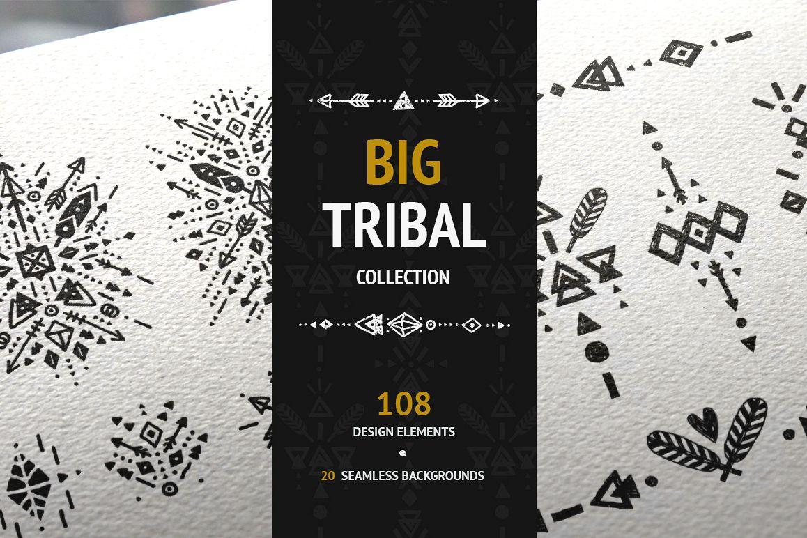 Tribal bundle example image 1