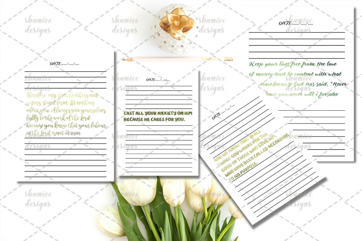 picture about Bible Study Journal Printable known as Bible investigate magazine printable