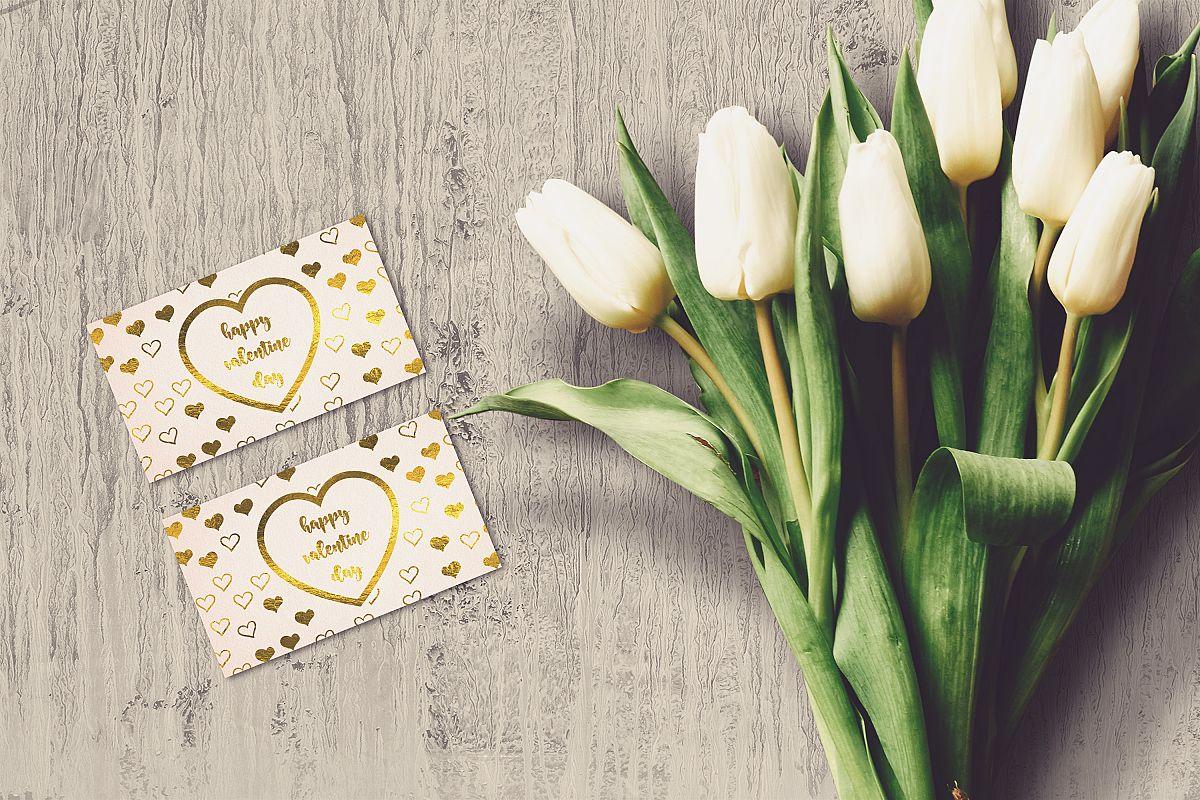 Valentine Card Mock-up #32 example image 1