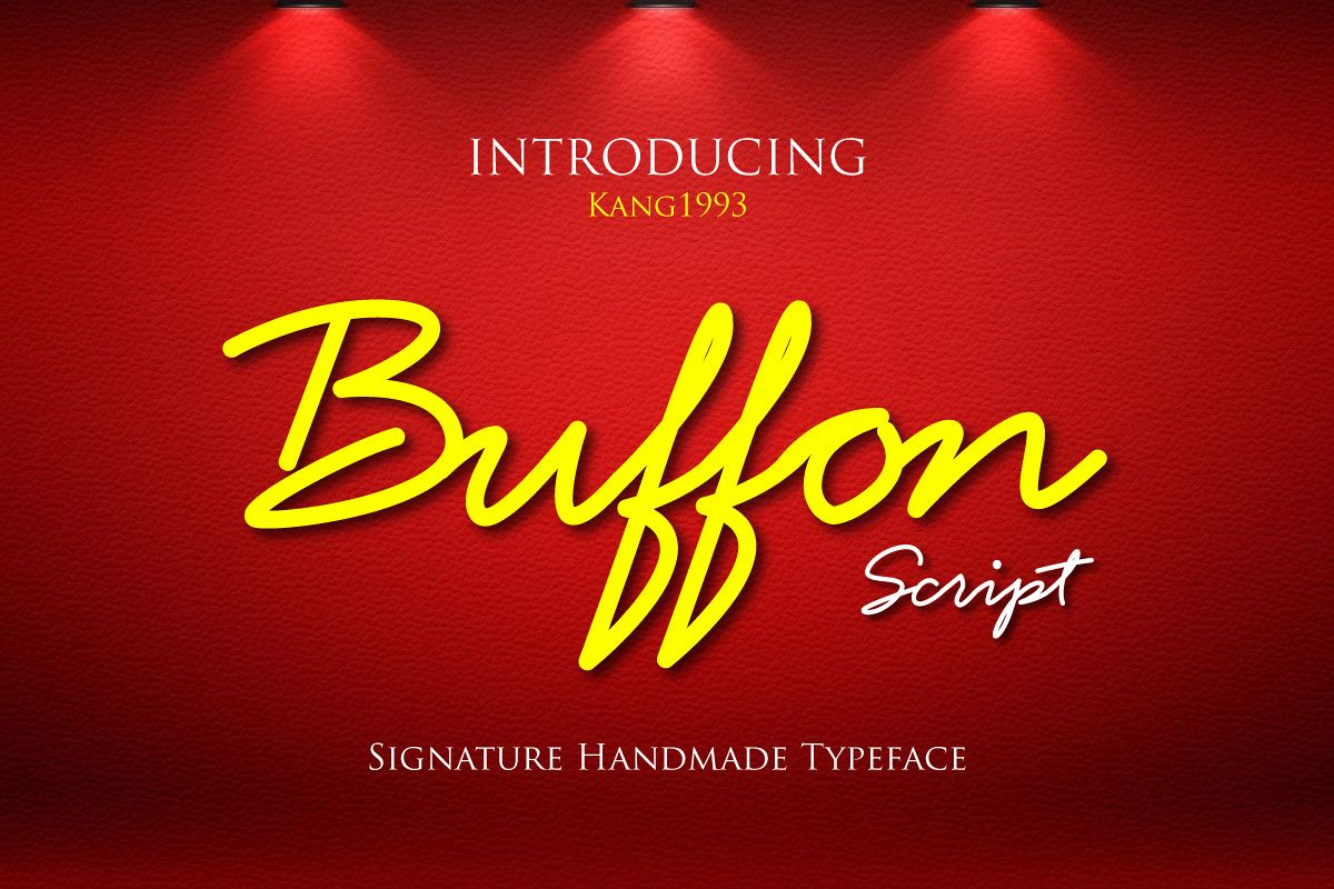 Buffon Script example image 1