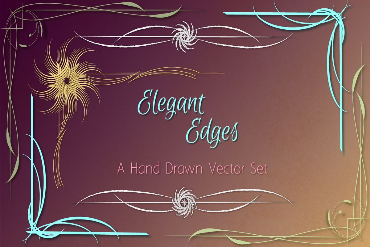 Elegant Edges example image 1