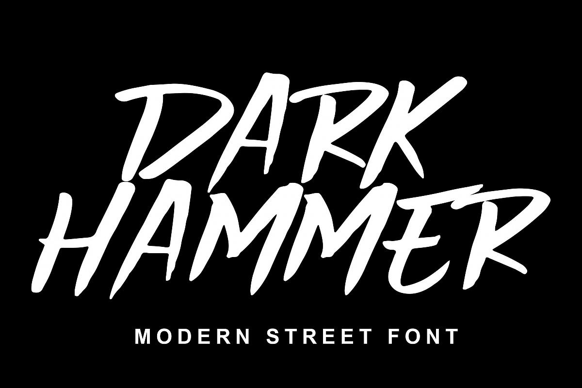 Dark Hammer example image 1