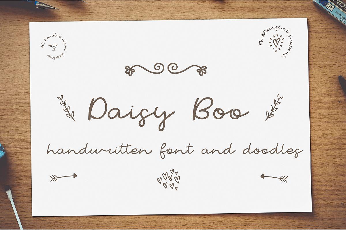 Daisy Boo example image 1