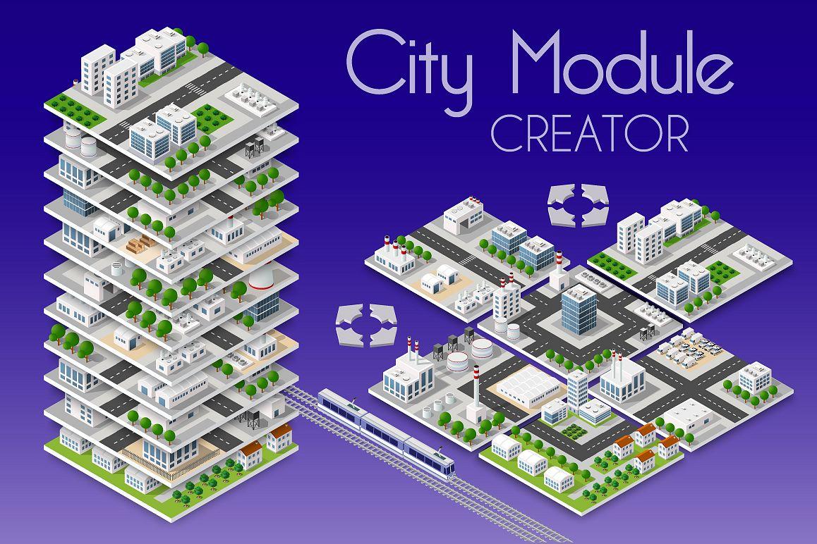 City module creator example image 1