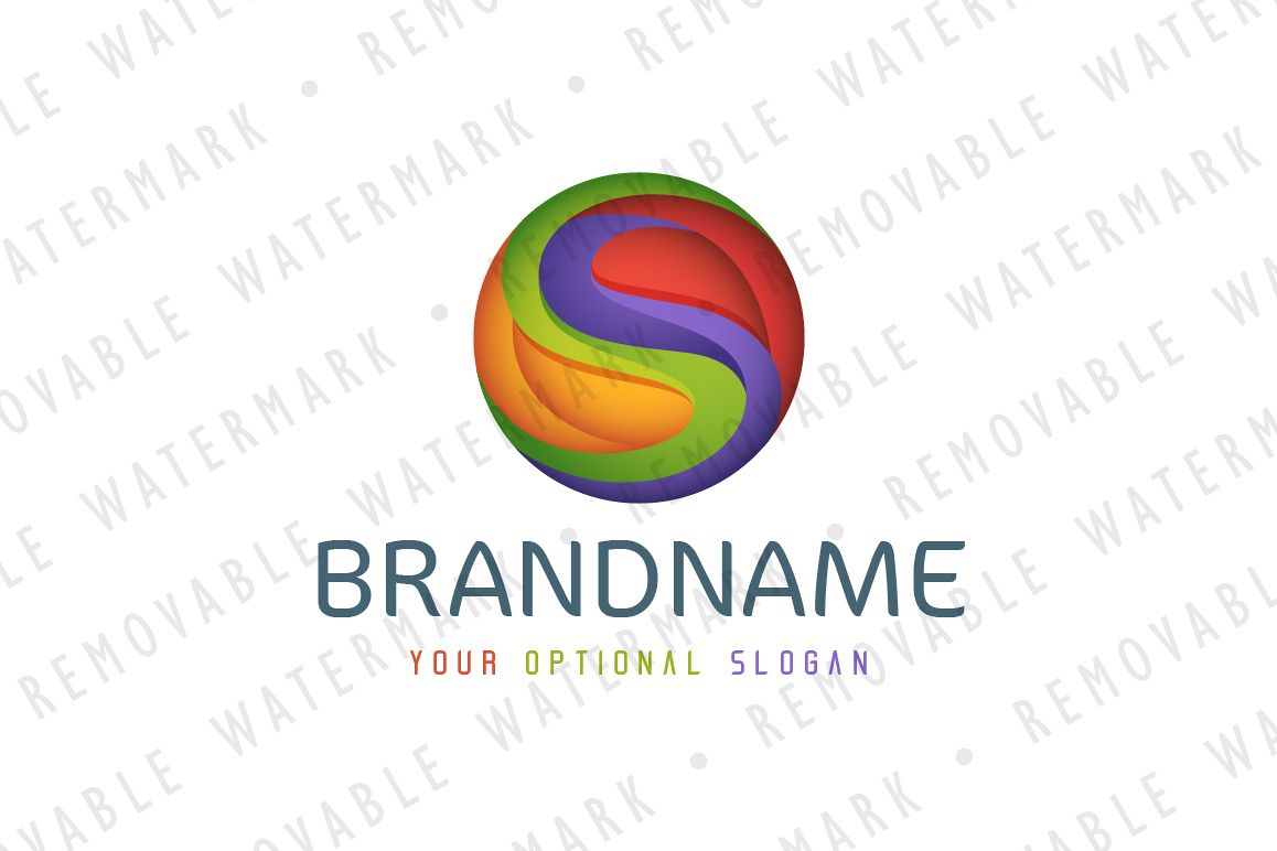 Synergy of Colors Logo example image 1