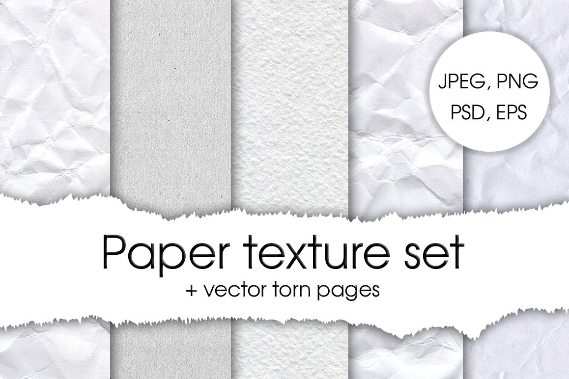 paper texture set example image 1