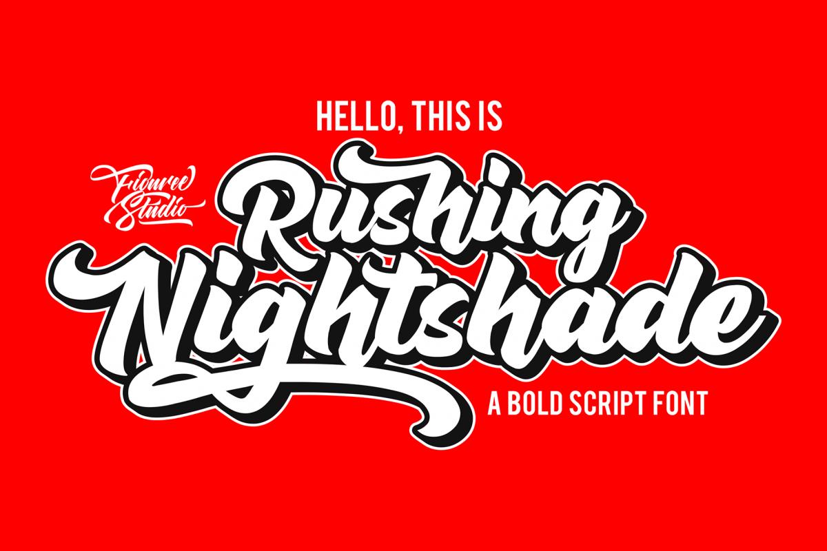 Rushing Nightshade example image 1