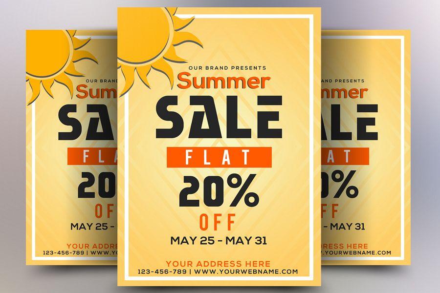 Flat Sale Flyer example image 1
